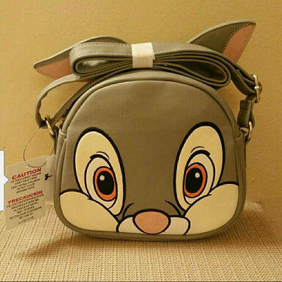b7bfe2afcc Disney Bags | Boutique Thumper Crossbody | Poshmark